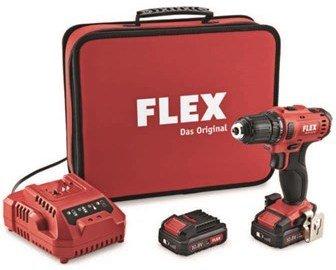 Flex DD 2G 10,8-LD (2x2,5Ah)