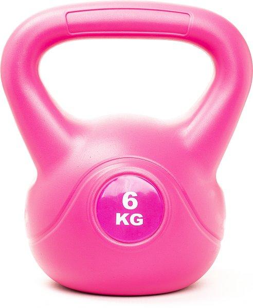 Levity Premium Fitness Vinyl Kettlebell 6 kg