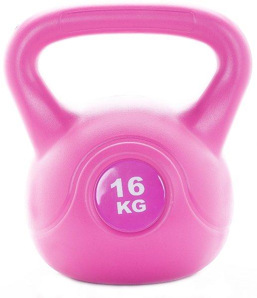 Levity Premium Fitness Vinyl Kettlebell 14 kg