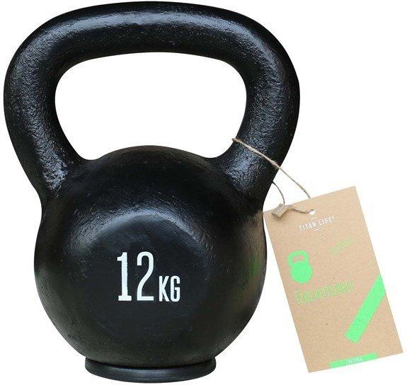 Titan Life Kettlebell 12 kg