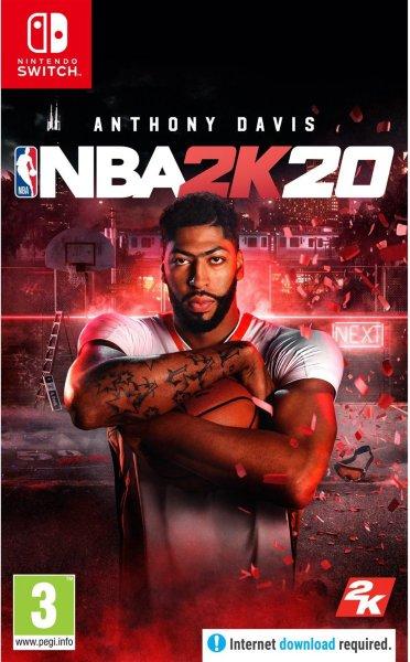 NBA 2K20 til Switch
