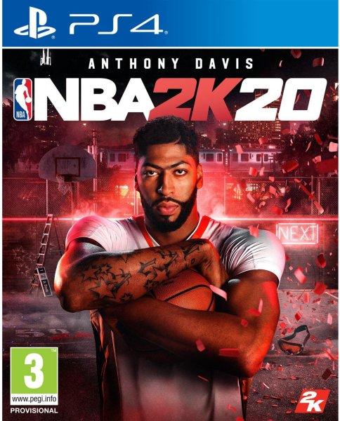 NBA 2K20 til Playstation 4