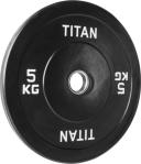 Titan Fitness Bumper Plate 5 kg