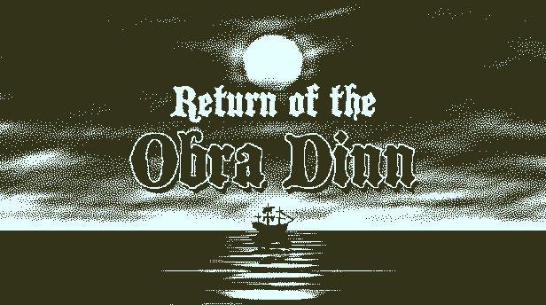 Return Of The Obra Dinn til Xbox One