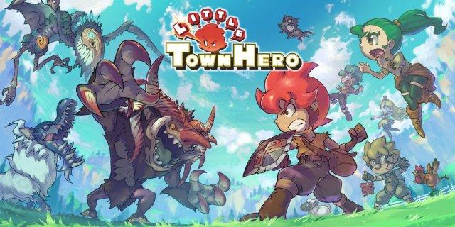 Little Town Hero til Switch
