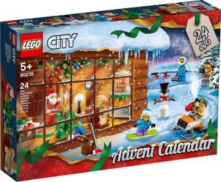 LEGO City 60235 adventskalender