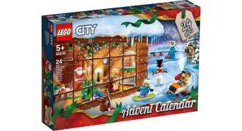 Test: LEGO City 60235 adventskalender