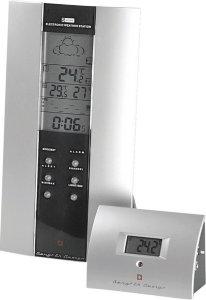 Bengt Ek Design Værstasjon med trådløst termometer