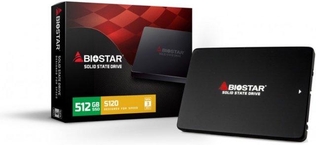 Biostar S120 512GB