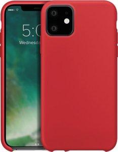 XQISIT Silikonetui iPhone 11