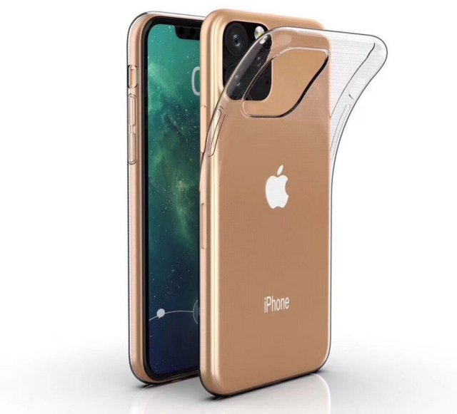 LUX TPU Deksel iPhone 11