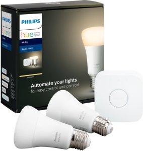 Philips Hue White E27 BT 806lm Startpakke
