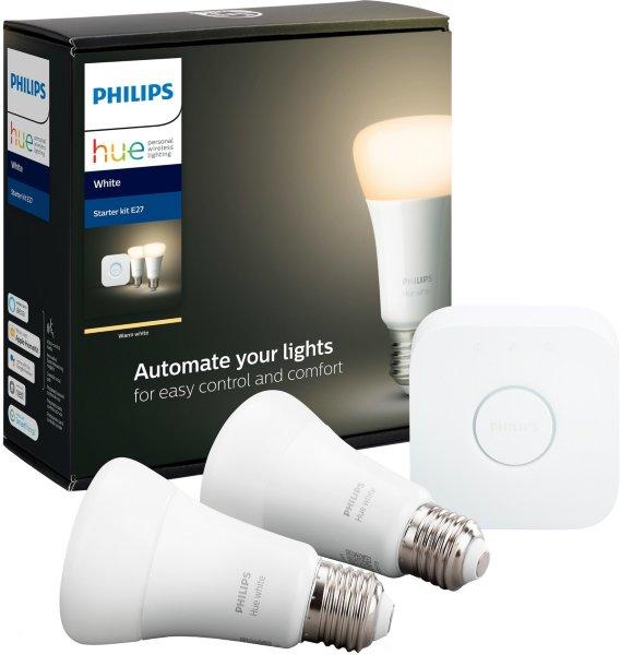 Philips Hue White E27 Bluetooth Startpakke