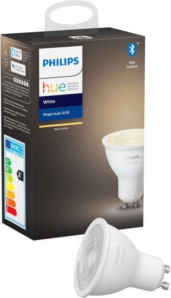 Philips Hue White GU10 Bluetooth