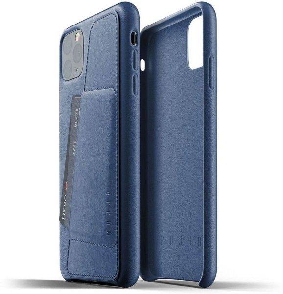 Mujjo iPhone 11 Pro Max Lommebokveske