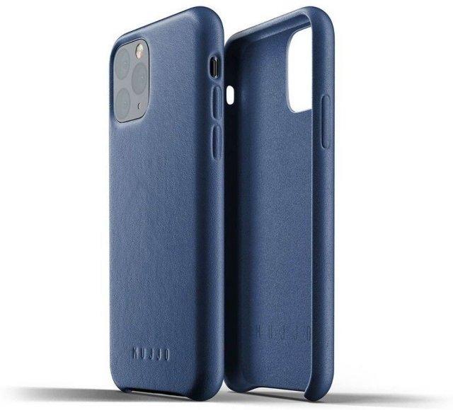 Mujjo Full Lærveske iPhone 11 Pro