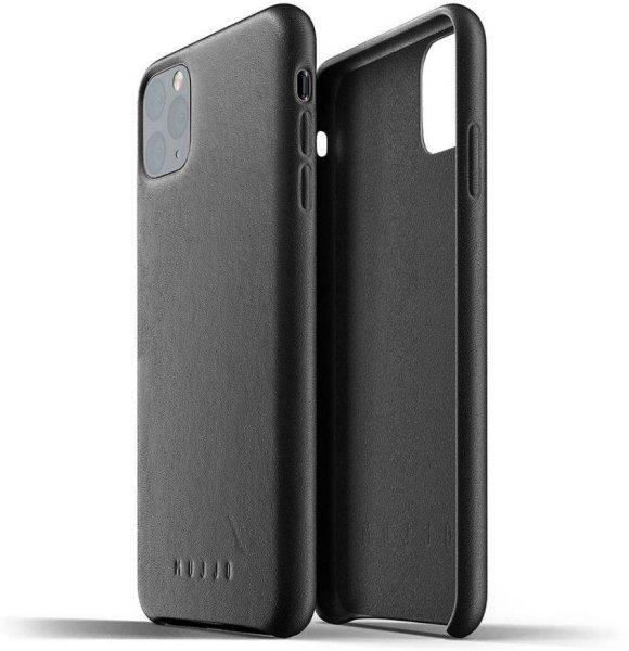 Mujjo Full Lærveske iPhone 11 Pro Max