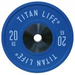 Titan Fitness Elite Bumper Plate 20 kg