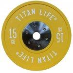 Titan Fitness Elite Bumper Plate 15 kg