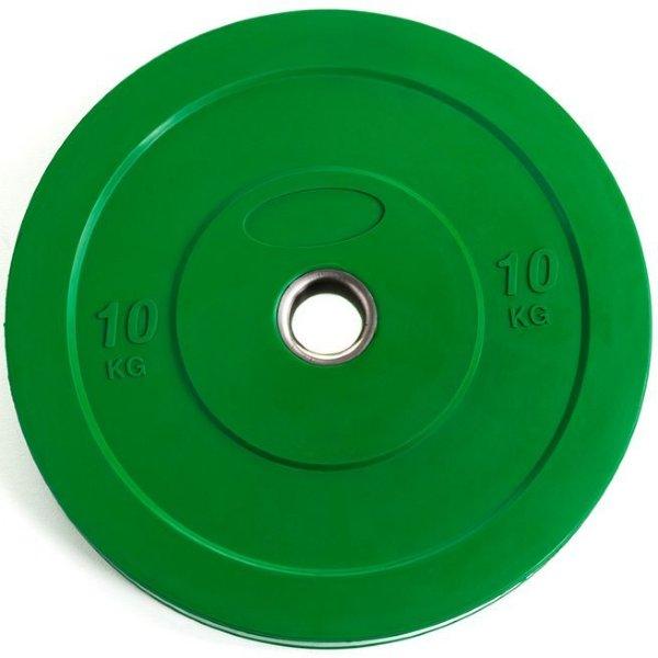 Abilica Bumper Plate 10 kg