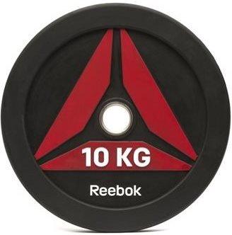 Reebok Delta Bumper Plate 10 kg