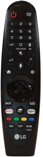LG Magic Remote MR18BA
