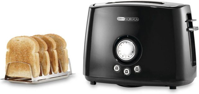 OBH Nordica Toaster Gravity