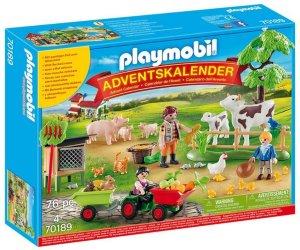 Playmobil 70189 På bondegården adventskalender