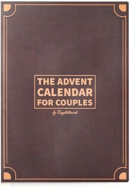 Tingle Touch Romantisk adventskalender for par