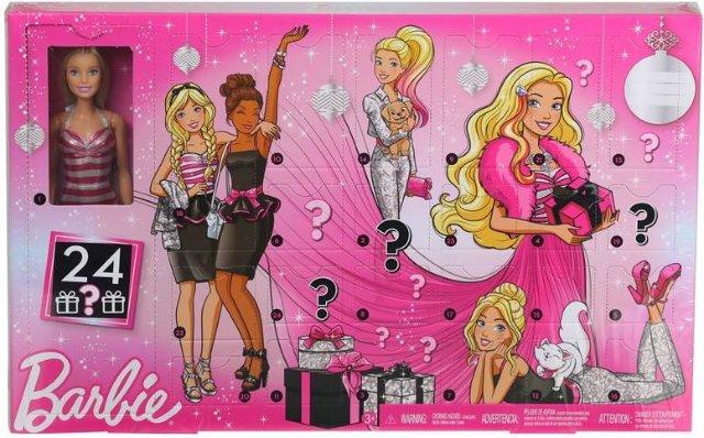 Barbie Adventskalender 2019