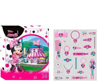Disney Minnie Mouse adventskalender med smykker