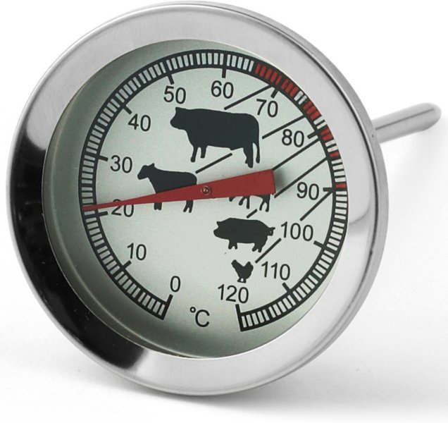 Funktion Steketermometer