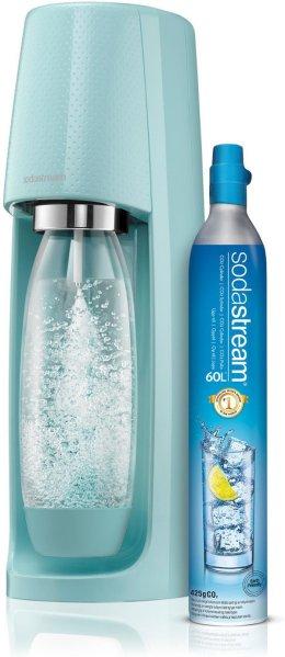 Sodastream Spirit isblå