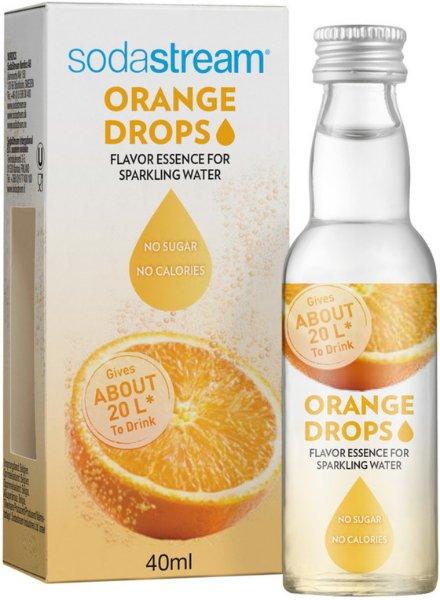 Sodastream Orange Drops