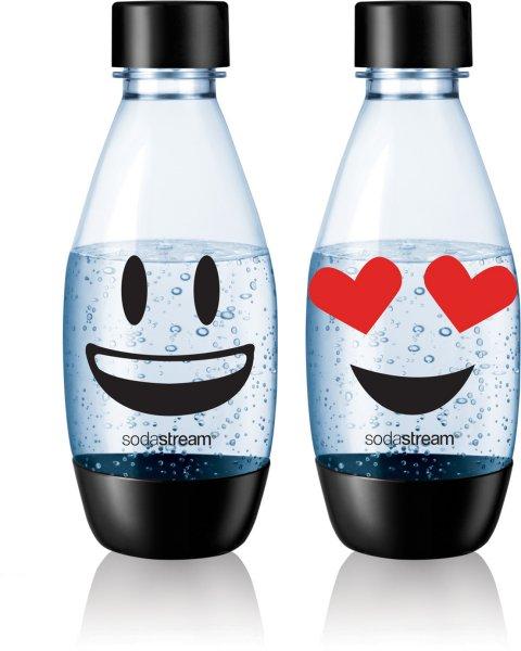 Sodastream Fuse Emoji flaske 0,5L 2 stk