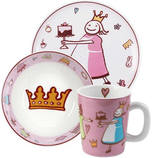 Porsgrunds Porselænsfabrik Prinsesse barneservise