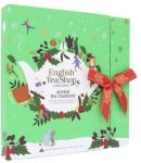 English Tea Shop adventskalender 25 teposer grønn te