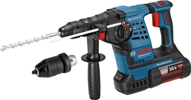 Bosch GBH 36 V-LI Plus (2x6,0Ah)