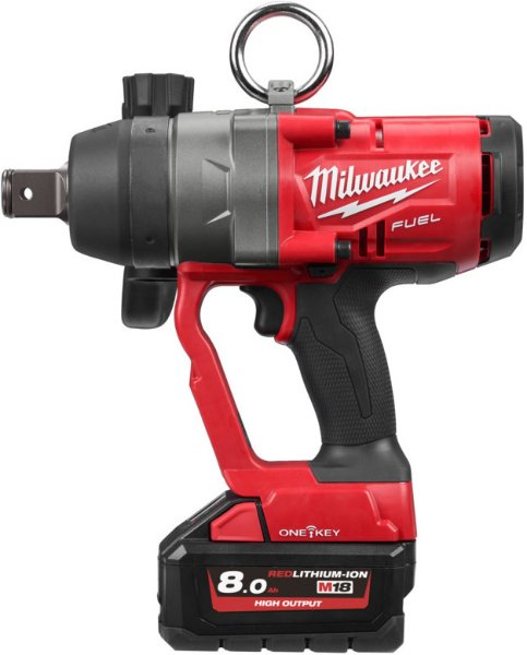 """Milwaukee M18 Fuel One-Key 802X 1"""" (2x8,0Ah)"""