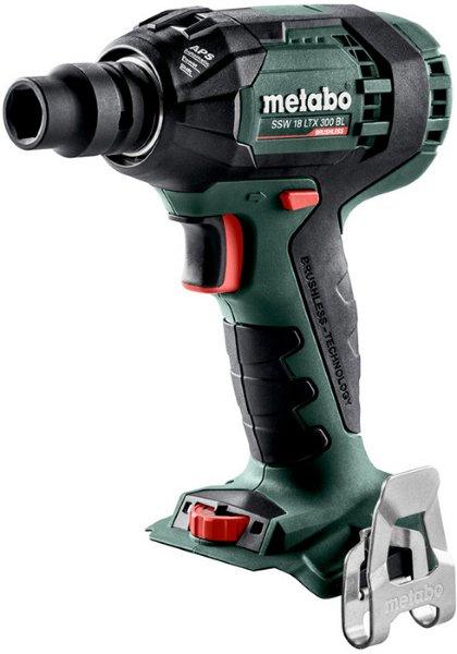 Metabo SSW 18 LTX 300 BL (uten batteri)