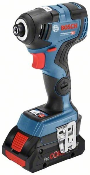 Bosch GDR 18 V-200 C Professional (2x4,0Ah)