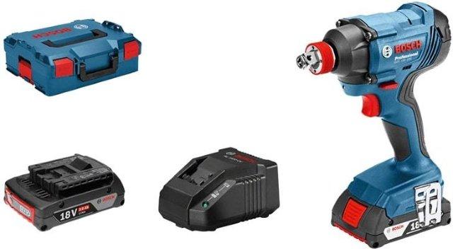 Bosch GDX 18 V-180 Professional (2x2,0Ah)