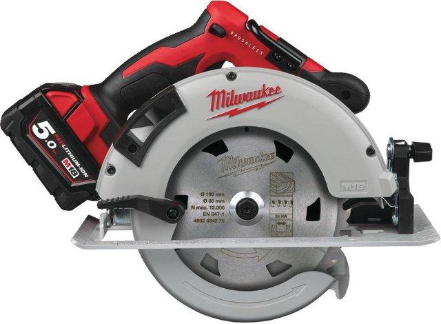 Milwaukee M18 BLCS66-502X (2x5,0Ah)