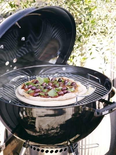 Weber Gourmet BBQ System pizzastein
