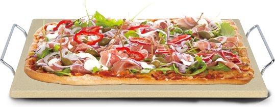 Modern House Pizza Angels pizzastein 40cm
