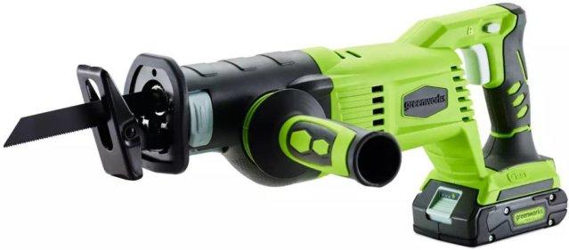 Greenworks G24RS (uten batteri)