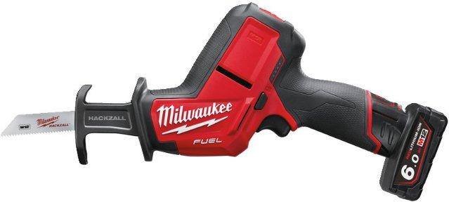 Milwaukee M12 CHZ-602X (2x6,0Ah)