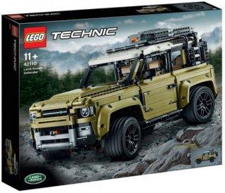 42110 Technic Land Rover Defender