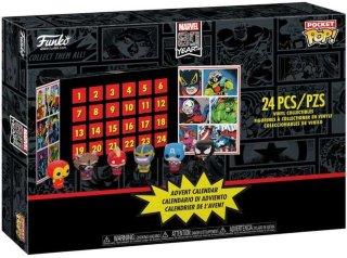 Pop! Marvel adventskalender