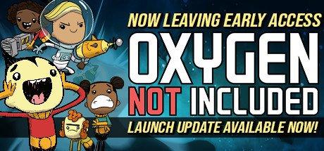 Oxygen Not Included til PC